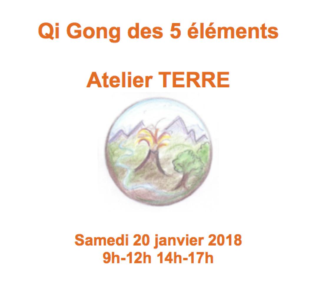Qi Gong TERRE 2018